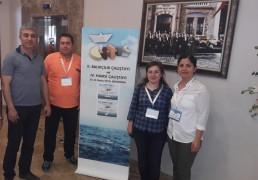 II.Balıkçılık Çalıştayı ve IV. Hamsi Çalıştayı Katılımları