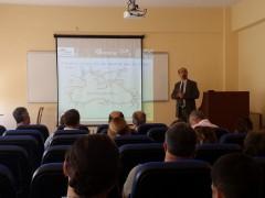 Çayeli Bakır İşletmesinin Karadeniz Ekosistemine Deşarjların Olası Etkileri Konulu Seminer Programı Düzenlendi