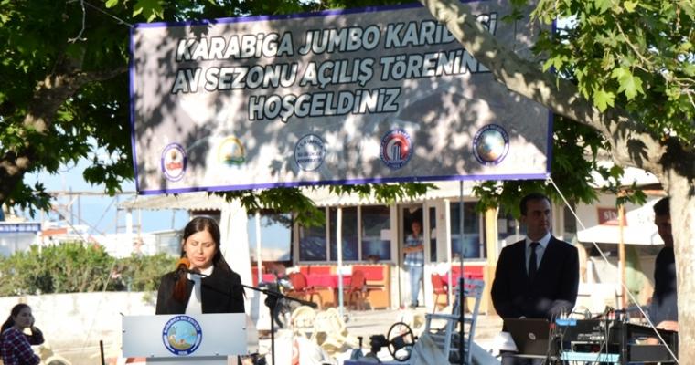 Fakültemiz Öğretim Elemanlarının Katılımı ile Karabiga Jumbo Karidesi Av Sezonu Açılışı Gerçekleştirildi