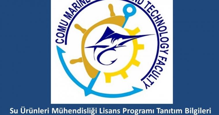 Su Ürünleri Mühendisliği Lisans Programı Tanıtım Bilgileri