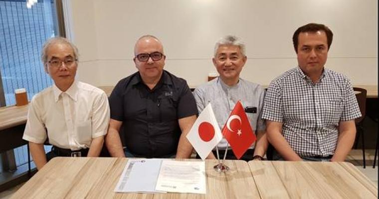 ÇOMÜ Öğretim Üyeleri Japon Üniversiteleriyle İşbirliği Görüşmeleri Gerçekleştirdi