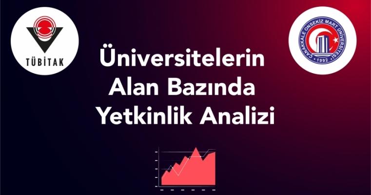 Üniversitelerin Yetkinlik Bazlı Karşılaştırma Raporu Yayınlandı