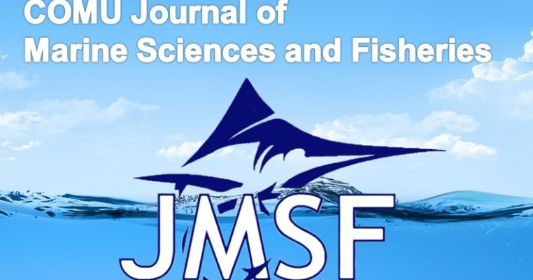 Fakültemiz Dergisi Çanakkale Onsekiz Mart University Journal of Marine Sciences and Fisheries Aralık 2020 Sayısı Yayınlandı