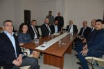 Yüksekokulumuzda Akademik Genel Kurul Toplantısı Sayın Rektörümüz Prof. Dr. Sedat MURAT ve Rektör Yardımcısı Prof. Dr. Suat UĞUR'un katılımıyla gerçekleşmiştir.