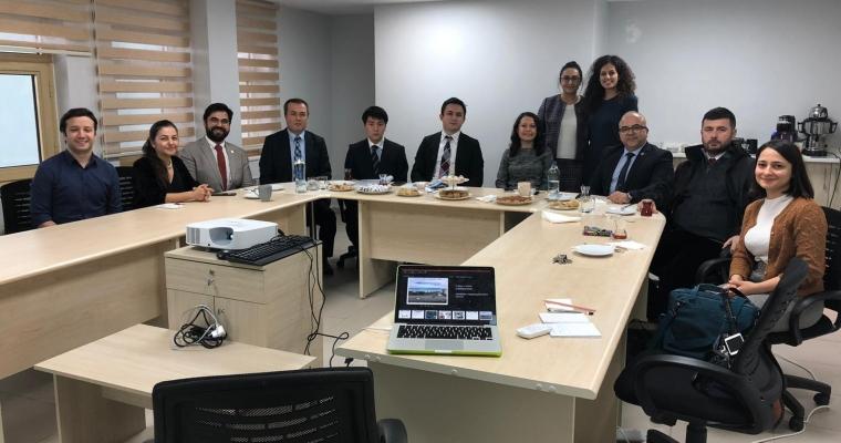 Japonya Meikai Üniversitesi Diş Hekimliği Fakültesinden Fakültemize Ziyaret