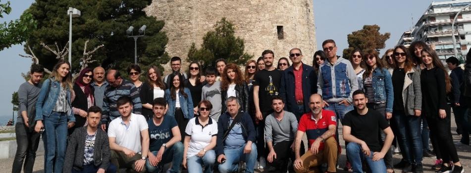 Beyaz Kule, Selanik - Yunanistan