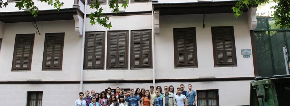 Atatürk'ün Doğduğu Ev, Selanik - Yunanistan