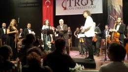 """Öğr. Gör. Tamer Bektaş'ın Şefliğinde """"Cumhuriyet Konseri"""" Düzenlendi"""