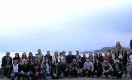 Türkçe ve Sosyal Bilimler Eğitimi Bölümü Öğrenci ve Öğretim Elemanları Balkan Ülkelerinde Kültür Gezisinde Bulundu