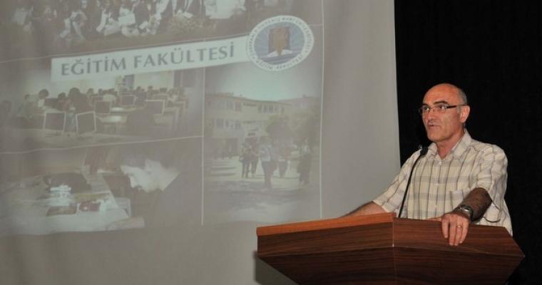 Prof.Dr. Kemal YÜCE Anısına EKU Türkçe Eğitimi Özel Sayısı Yayınlanacaktır