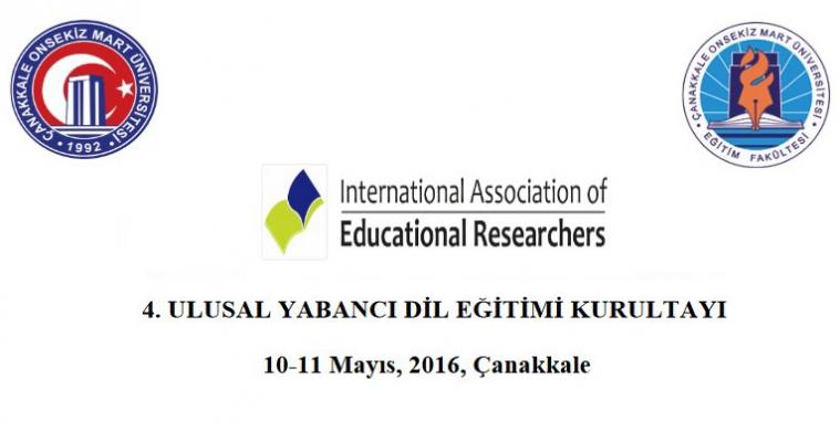 4. Ulusal Yabancı Dil Eğitimi Kurultayı Program ve Özet Kitapçığı