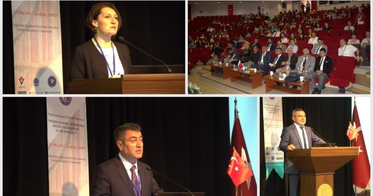 9. Uluslararası İngiliz Dili Eğitimi Araştırma Konferansı Gerçekleşti
