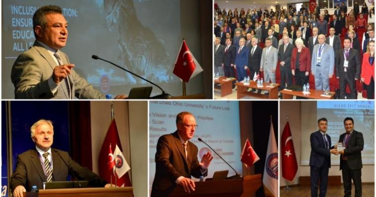VII. Uluslararası Eğitimde Araştırmalar Kongresi Yapıldı