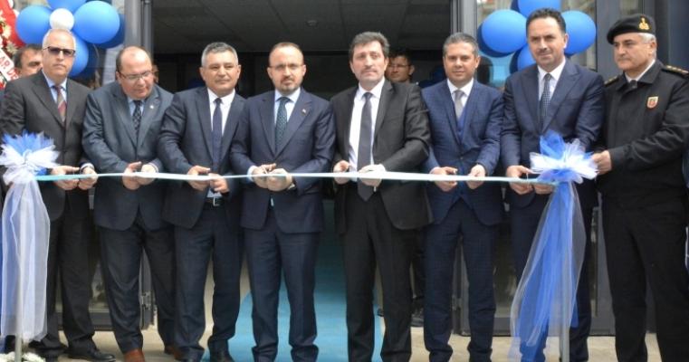 Anafartalar Yerleşkesi Spor Salonu'nun Açılış Töreni