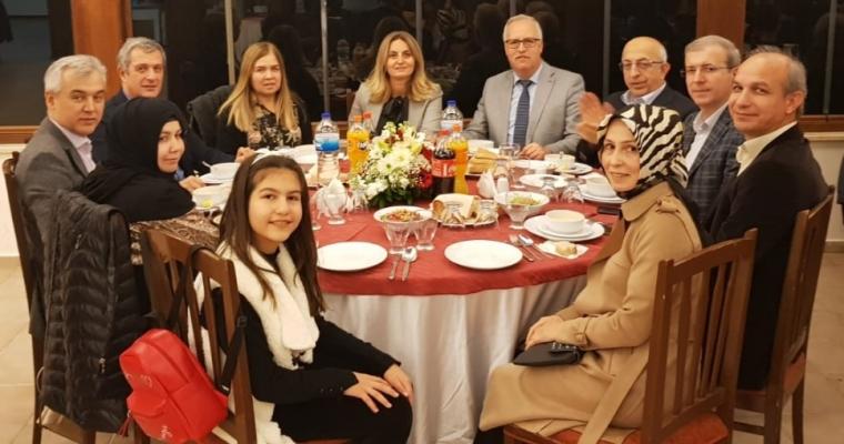 24 Kasım Öğretmenler Günü Yemeği Düzenlendi