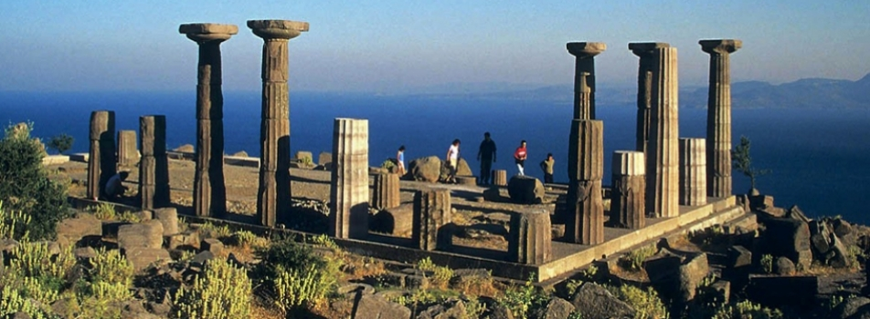 The Ancient City of Assos