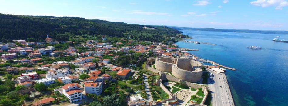 Eceabat - Kilitbahir Fortress