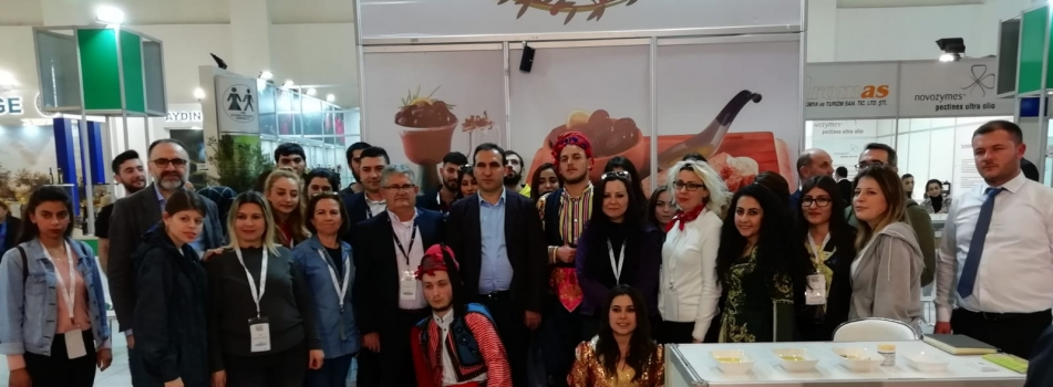 Olivetech Fuarına Gezi Düzenlendi