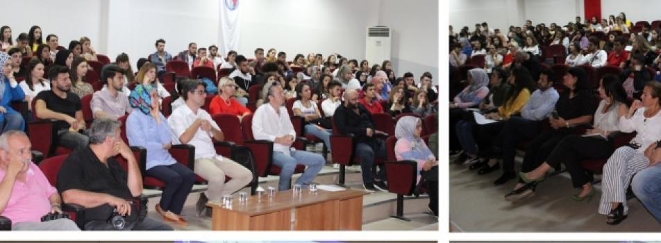 Ezine MYO'da 2019-2020 Eğitim Öğretim Yılı Oryantasyon Programı Gerçekleştirildi