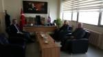 MEYOK Koordinatörü Yrd.Doç.Dr. Enver YOLCU Yüksekokulumuzu ziyaret etti