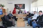 AK Parti İlçe Başkanlığı'ndan Okulumuza Ziyaret