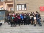 Ezine MYO Öğrencilerinden Huzurevi Ziyareti