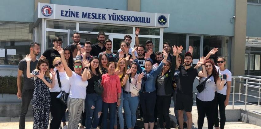 Turizm Rehberliği Geliştirme ve Uyum Eğitimi Kursu Başarı ile Sona Erdi