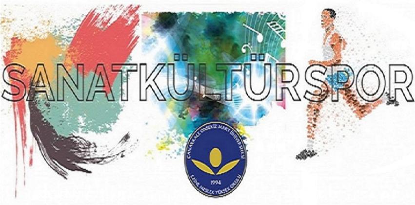 Aday Öğrenci  Sayfası: Ezine Meslek Yüksekokulu'nda Spor, Kültür ve Sanat Etkinlikleri