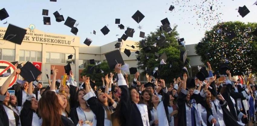 Yüksekokulumuz 2015-2016 Eğitim-Öğretim yılı Mezuniyet Töreni Yapıldı