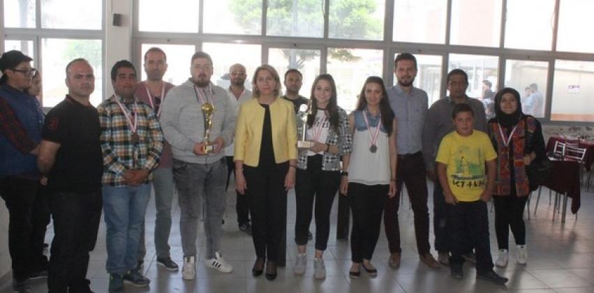 Şehit Fatih DURU Satranç Turnuvası