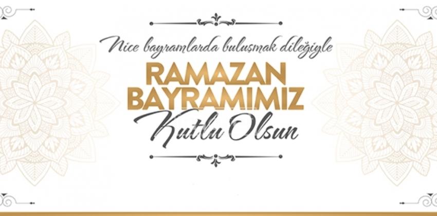 Ezine Meslek Yüksekokulu Müdürü Doç. Dr. R. Cüneyt Erenoğlu'dan Ramazan Bayramı Mesaji
