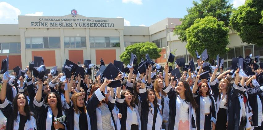 2016-2017 Eğitim Öğretim Yılı Mezuniyet Törenimiz.