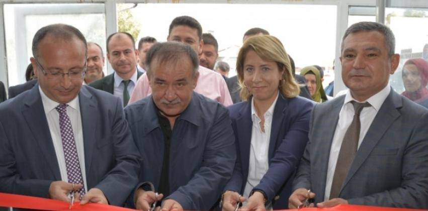 15 Temmuz Milli İradeye Saygı Sergisi Yüksekokulumuzda Açıldı