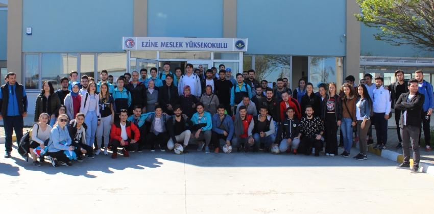 Şehit Fatih Duru Futbol Turnuvası Başladı