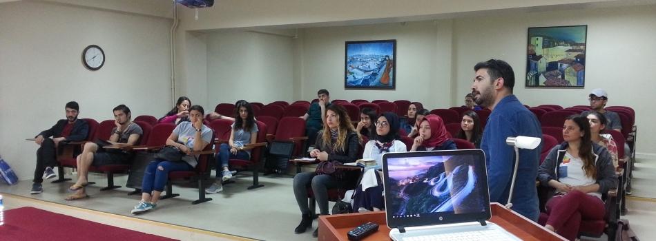 2017-2018 Farabi Değişim Programı Giden Öğrenci Bilgilendirme Toplantısı