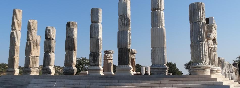 Gülpınar- Apollon Smintheus Kutsal Alanı