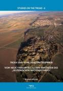 Troia Kazı Başkanı Prof. Dr. Rüstem Aslan'nın 'Troia ve Çevresinin Yerleşim Arkeolojisi' isimli kitabı