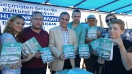 Doç. Dr. Vedat ÇALIŞKAN'ın Geleneksel Panayırları araştıran TUBİTAK Projesi kitap olarak basıldı.