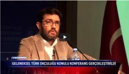 Geleneksel Türk Okçuluğu Konulu Konferans Gerçekleştirildi
