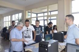 FEF'de 2017-2018 Eğitim-Öğretim Yılı İlk Kayıt Heyecanı