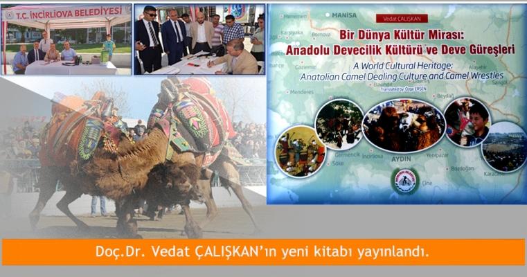 Doç.Dr. Vedat ÇALIŞKAN'ın yeni kitabı yayınlandı.