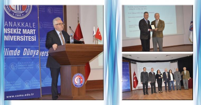 2016-2017 Akademik Genel Kurul Toplantısı gerçekleştirildi