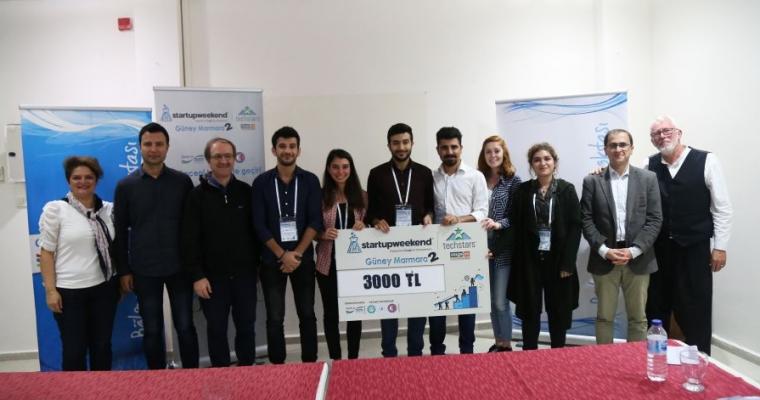 """Moleküler Biyoloji ve Genetik Bölümü Molekülce ekibinin """"WEB-GENE"""" projesi birinci oldu."""