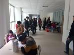 Meslek Yüksekokulumuzda kan bağış kampanyası düzenlenmiştir.