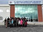 Meslek Yüksekokulumuzu Gelibolu İmam Hatip Lisesi Ziyaret etti.