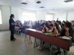 Birinci Sınıf Öğrencileri İçin Üniversite Yaşamına Uyum Toplantısı Yapıldı.