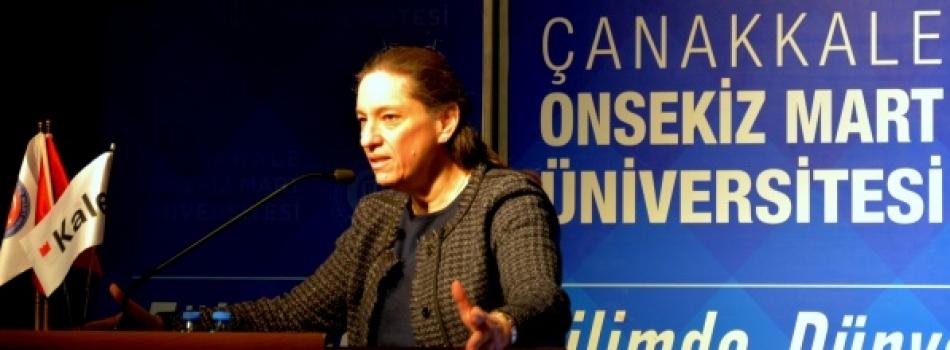 Dr. Zeynep Bodur OKYAY'ın 'Teknoloji,Tasarım ve İnsan' temalı konferansı