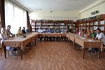 Yılın ilk Akademik Kurul Toplantısı yapıldı.