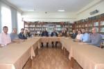 Gökçeada Meslek Yüksekokulu Akademik Kurul Toplantısı yapıldı.