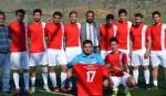 Gökçeada MYO Gökçeada Futbol Turnuvasına iki takım olarak katıldı.